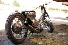 Juanito's Scoot RARside 1