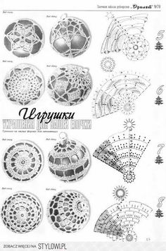 Discover thousands of images about Crochet bauble chart pattern Crochet Christmas Ornaments, Christmas Crochet Patterns, Holiday Crochet, Crochet Snowflakes, Beaded Ornaments, Christmas Baubles, Christmas Crafts, Crochet Diagram, Crochet Motif