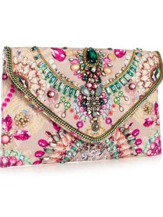 Love this Accesorize.co.uk. Love fabric and jewels