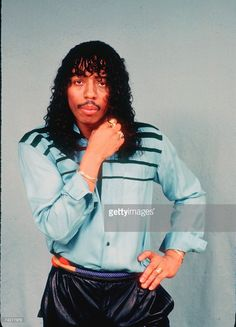 Photo of Rick James Photo by Michael Ochs Archives/Getty Images