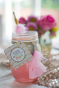 Tribal Princess Birthday Party via Kara's Party Ideas | KarasPartyIdeas.com (5)
