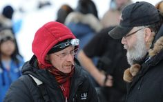 A 53-year-old former champion has won the Iditarod Trail Sled Dog Race to become the oldest winner of Alaska's grueling test of endurance. (via AP; photo via Bill Roth/AP/The Anchorage Daily News)
