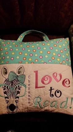 Machine Embroidery Projects Embroidered pillow zebra in glasses Pillow Embroidery, Embroidery Shop, Machine Embroidery Projects, Free Machine Embroidery Designs, Embroidery Ideas, Embroidery Stitches, Embroidered Pillows, Butterfly Embroidery, Quilted Pillow