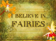 Believe in Fairies I would like to make a little fairy dwelling for my garden. Fairy Dust, Fairy Land, Fairy Tales, Fantasy World, Fantasy Art, Fantasy Fairies, Fairy Quotes, Art Magique, Elves And Fairies