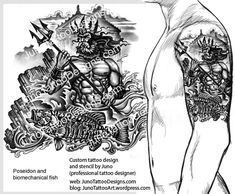 ... design for your tattoo? I would like to do your custom tattoo designs