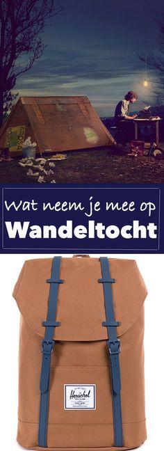 Wat neem je mee op Wandeltocht of hike? Een paklijst met praktische tips om mee te nemen tijdens het wandelen. SUPER handig!  | trendbubbles.nl/