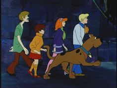 View from the Birdhouse: Dear Abby - Famous TV Dogs: Scooby Doo