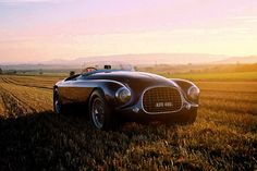The most beautiful Italian classic cars | The Gentlemans Journal ...