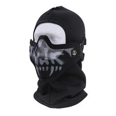 Bravo Tac Gear Strike Steel Half Face Mask The Bravo Tac Gear Steel Half Mask is…