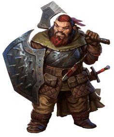 Dwarf - Warrior - ????