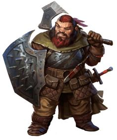 Dwarf - Warrior - ????