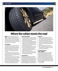 Where the rubber meets the road. #carcare #machensadvantage