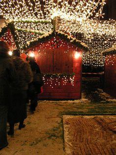 Christmas in Bucharest, Romania
