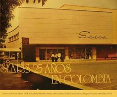 Sears hoy galerias Neon, History, City, Bogota Colombia, Old Pictures, Memories, Cities, Hipster Stuff, Historia