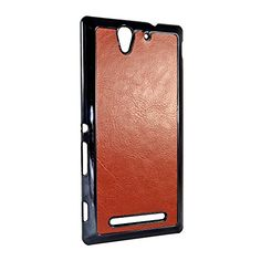 Amazon Mobile, Mobile Covers, Iphone Case Covers, Sony, Smartphone, Luxury, Stylish, Brown, Simple