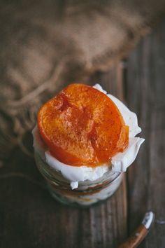 Roasted Apricot & Rose Eton Mess | Eva Kosmas Flores