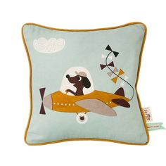 FERM LIVING Cushion available from POP-line.com