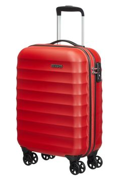 American Tourister Palm Valley Spinner 55cm Bright Red