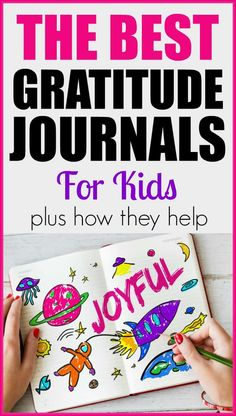 Our picks for the best gratitude journals for kids. Plus, do gratitude journals really work and how. Check out the multiple benefits of gratitude journals. Kids Sleep, Child Sleep, Baby Sleep, Kids And Parenting, Parenting Advice, Single Parenting, Middle School Boys, Success Kid, Gratitude Journals