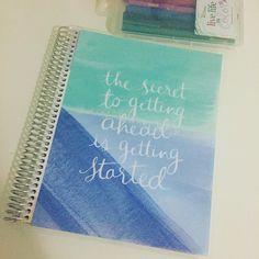 Love this!  #plannercommunity #weloveec #pgw #llamalove #planneraddict #erincondren #eclp #erincondrennotebook #planneraddict #plannerlove #plannergirl #quote