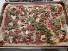 Super Mega Pizza Sandy