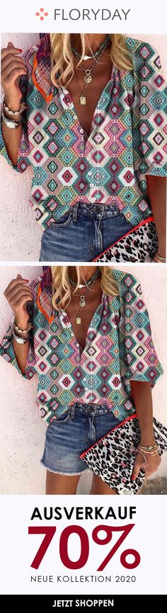 Womens Fashion Stores, Latest Fashion For Women, Trend Fashion, Latest Fashion Trends, Cute Blouses, Fashion Gallery, Diy Clothes, Blouse Designs, Crochet Top