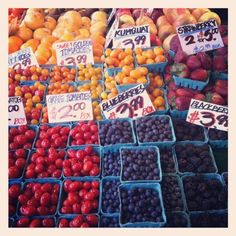 A Guide to South Sound Farmers Markets in Tacoma, Olympia and more