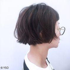 Kawaii Hairstyles, Bob Hairstyles, Very Short Hair, Short Hair Cuts, Medium Hair Styles, Short Hair Styles, Short Grunge Hair, Girls Short Haircuts, Hair Designs
