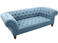 george smith sofa blue - Google Search