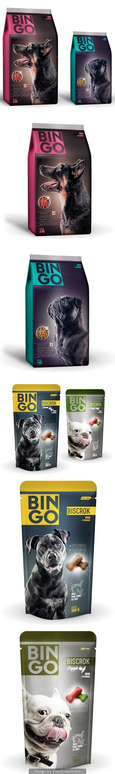 BINGO dog food celebrating National Dog Day with some favs PD
