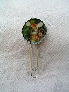 Bambi bookmark