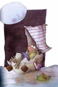 Ilustración de Marifé González para la obra El zoo de Gloria, de Gloria Fuertes.