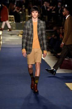 Male Fashion Trends: Brooks Brothers Runway Show - Pitti Immagine Uomo 93