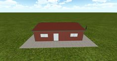 Cool 3D #marketing http://ift.tt/2zx8h8r #barn #workshop #greenhouse #garage #roofing #DIY