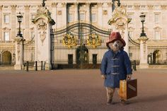Paddington bear :)