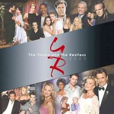 The Young and the Restless!  SOAP!