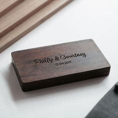 The Woodsbury wedding ring box is simple, yet perfectly hand crafted from the finest bookmatched wenge timber. Each wedding box is made in Australia. Cool Wedding Rings, Wedding Ring Box, Wedding Boxes, Wedding Gifts, Walnut Timber, Woodworking Videos, Youtube Woodworking, Woodworking Plans, Wood Boxes
