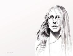 fashion illustration by Monica Matyasi
