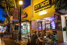 Good things happen when farmers market people make tacos. Head over to City Tacos to see for yourself. #SDMNewRestos