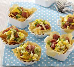 Filoteignester mit Schinken und Ei -für das ausführliche Rezept auf das Bild klicken!