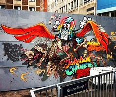 Nychos & Flying Fortress