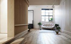 Elegant Yoga Studio by Hecker Guthrie