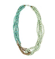 Knot two of your favorite shades together and dance the Tangle! www.31bits.com
