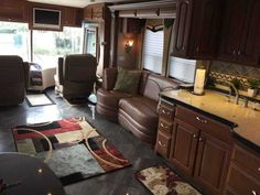 "2006 Used Newmar Essex 4502 Class A in Florida FL.Recreational Vehicle, rv, 2006 Newmar Essex 4502, This 38,000 mi Coach is in ""Better than New"" Condition! The Owner has Meticulously cared for this Motorhome and ""Pride of Ownership"" is Displayed thru-out! Features include 500 H.P. Cummins, K-2 Spartan Chassis, 12.5 Onan Gen, 3 Roof A/C Units, All Electric Coach with Dishwasher, Residential Refrig, Designer Tiled Floors, All NEW Carpet in Bedroom and under Slides, ""New Villa Elect Booth…"