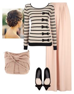 """Just Girly"" by modestlyme97 ❤ liked on Polyvore featuring RED Valentino, Wallis and Zara"