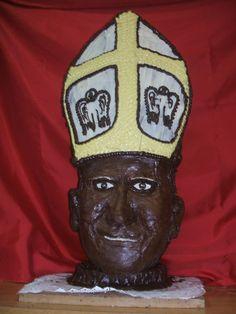 Papa de chocolate