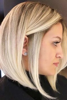 Blonde Edgy Bob Haircuts picture2