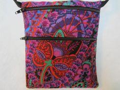 Cross Body Bag Sling Purse Passport Purse Teen Purse by jcobags, $20.00