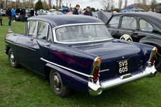 1957 Vauxhall Victor Super