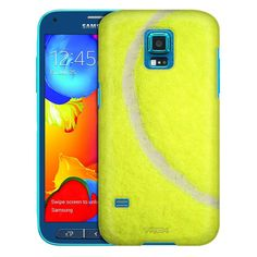 Samsung Galaxy S5 Sport Tennis Ball Trans Case